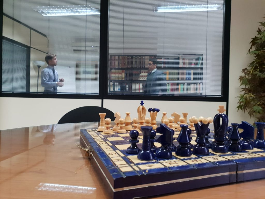 despacho de abogados profesionales de Sevilla