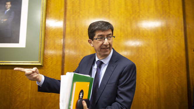 Justicia retomará las conversaciones con los funcionarios sobre la subida de 90 euros